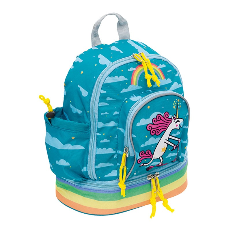 Τσάντα πλάτης με ισοθερμική θήκη της LAKEN - ΜΟΝΟΚΕΡΟΣ