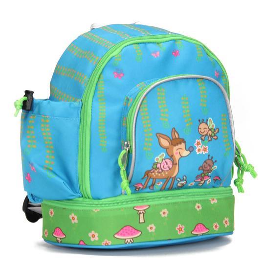 Τσάντα πλάτης με ισοθερμική θήκη της LAKEN - Ελαφάκι