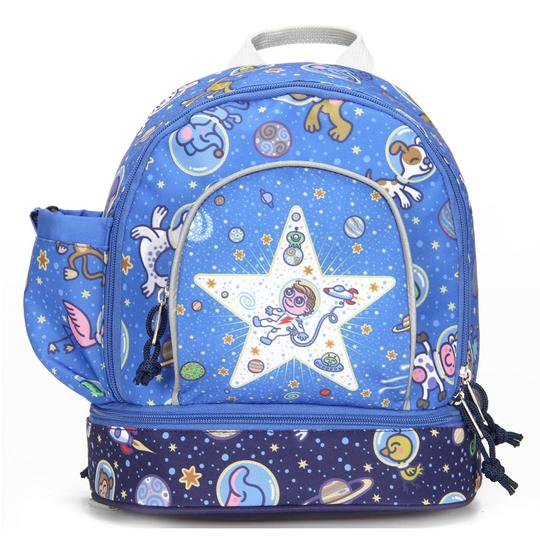 Τσάντα πλάτης με ισοθερμική θήκη της LAKEN - Cosmo baby