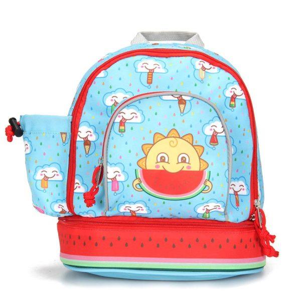 Τσάντα πλάτης με ισοθερμική θήκη- LAKEN - Ήλιος
