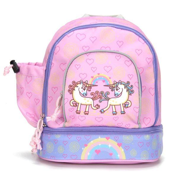 Τσάντα πλάτης με ισοθερμική θήκη- LAKEN - Μονόκερος