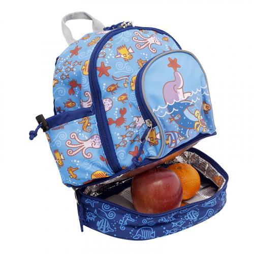 Τσάντα πλάτης με ισοθερμική θήκη- LAKEN - ΔΕΛΦΙΝΙ3