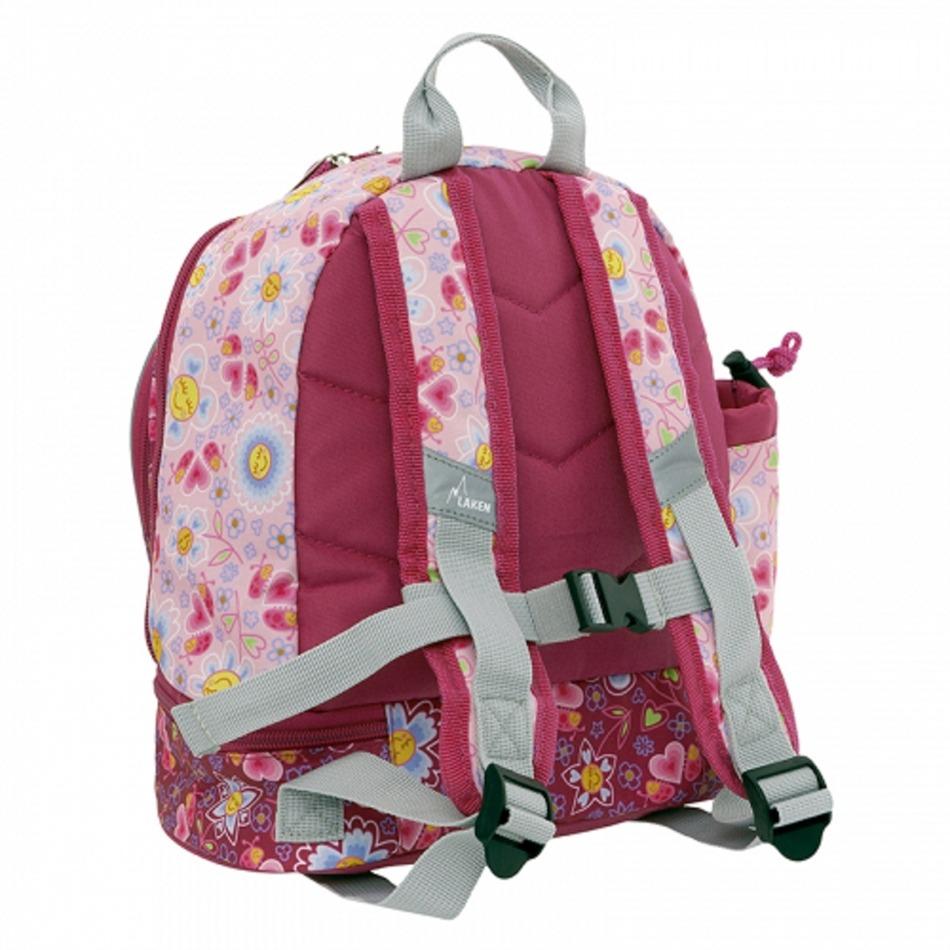 Τσάντα πλάτης με ισοθερμική θήκη της LAKEN - back