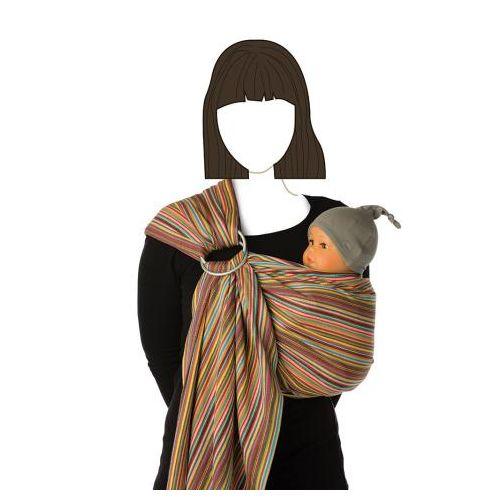 Μάρσιπος Ring sling για babywearing - Babylonia