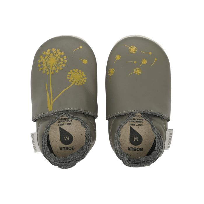 Βρεφικά παπουτσάκια bobux soft sole, πικραλίδα