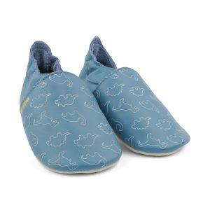 Βρεφικά παπουτσάκια Bobux, Medium (9-15 μηνών)