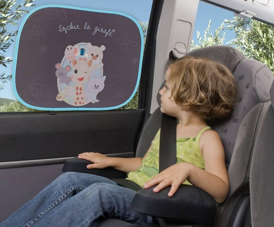 Ηλιοπροστασίες αυτοκινήτου, Σόφι η καμηλοπάρδαλη2