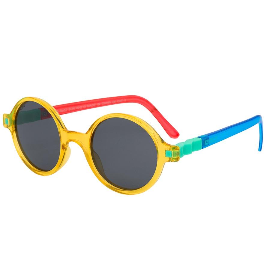 Γυαλιά ηλίου 4 - 6 ετών - KiETLA - Διάφανο-κιτρινο