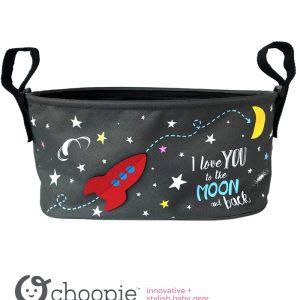 Τσάντα – οργανωτής Καροτσιού Moon – Choopie