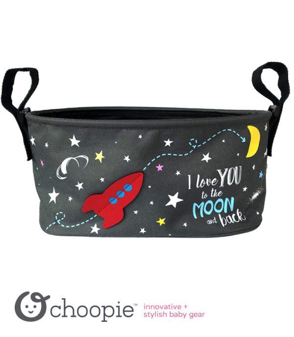 Τσάντα - οργανωτής Καροτσιού Moon - Choopie