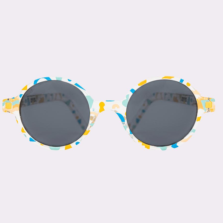 Γυαλιά ηλίου 4 - 6 ετών - KiETLA - Διάφανο-πολύχρωμο