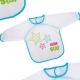 Σαλιάρα πλαστική, με μανίκια – Fashy Little Stars