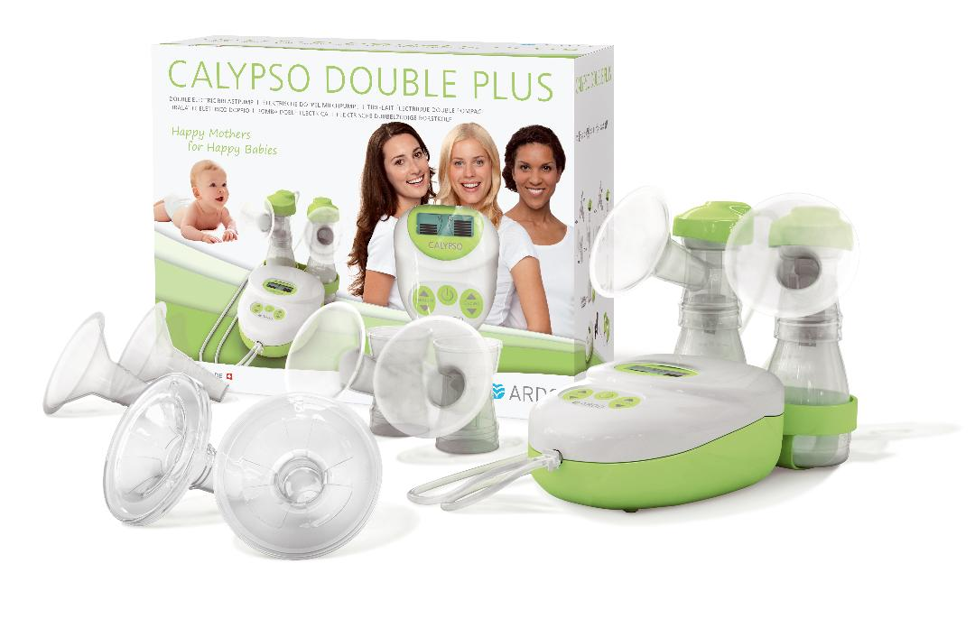 Θήλαστρο ηλεκτρικό διπλό ARDO Calypso Double Plus2