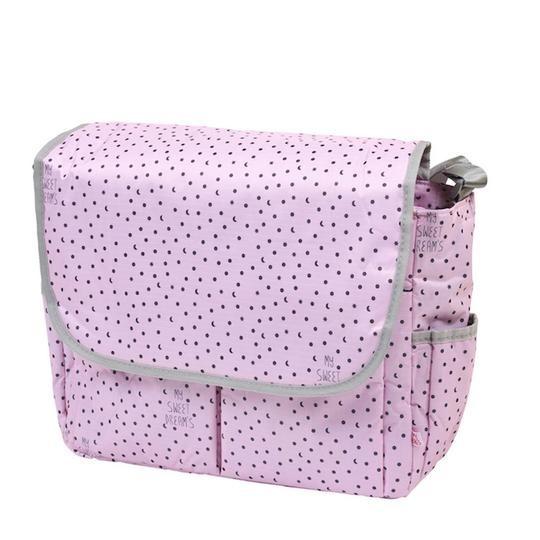 Τσάντα αλλαξιέρα My Sweet Dream's Pink - My bag's