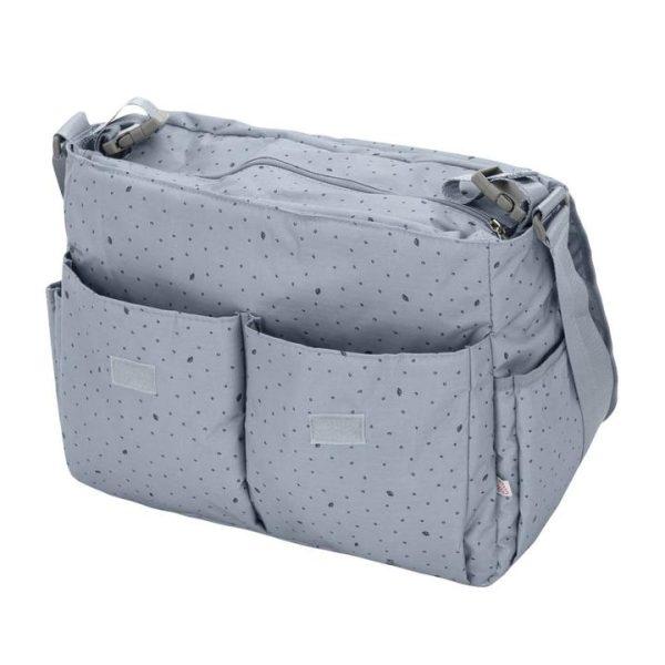 Τσάντα αλλαξιέρα Leaf petrol My Bag's
