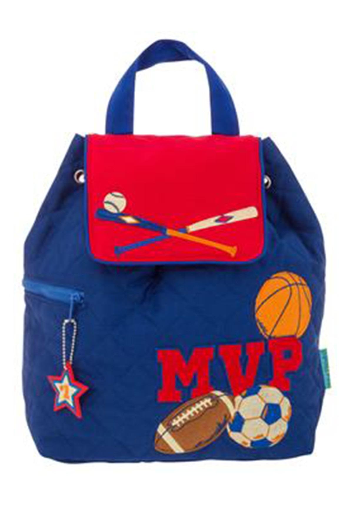 Μικρή τσάντα πλάτης QUILTED - STEPHEN JOSEPH - Sports