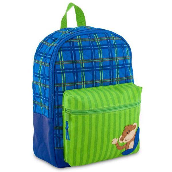 Τσάντα πλάτης QUILTED - STEPHEN JOSEPH - Μαϊμουδάκι