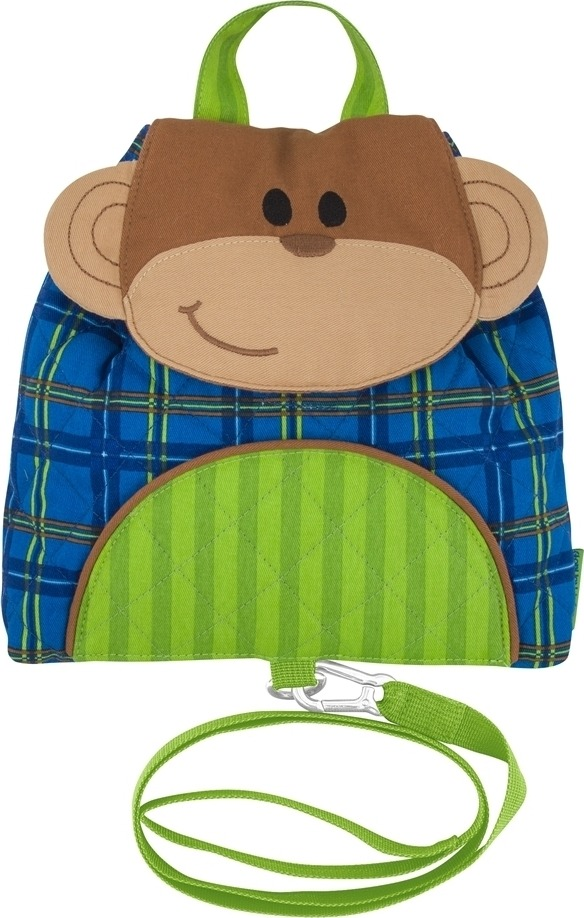 Τσάντα LITTLE BUDDY STEPHEN JOSEPH μαϊμού