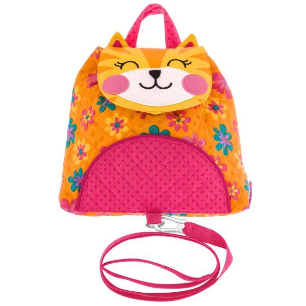 Μικρή τσάντα πλάτης LITTLE BUDDY - STEPHEN JOSEPH - Γάτα
