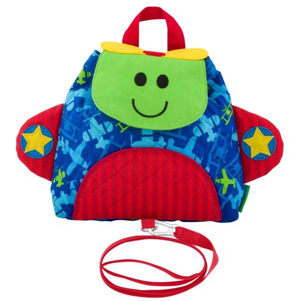 Μικρή τσάντα πλάτης LITTLE BUDDY - STEPHEN JOSEPH - Αεροπλάνο