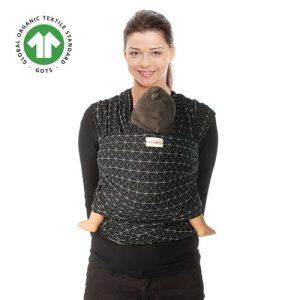 Μάρσιπος Wrap, Tricot-Slen design, organic cotton για babywearing – Babylonia
