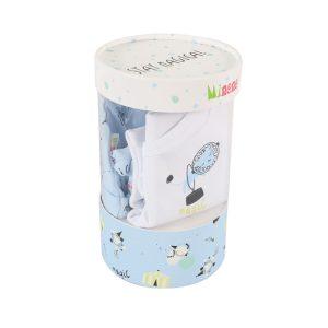Σετ δώρου για νεογέννητο Circus – Circle gift box – Minene