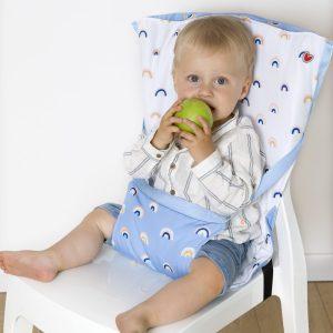 Φορητό κάθισμα φαγητού, Pocket chair – Baby to love