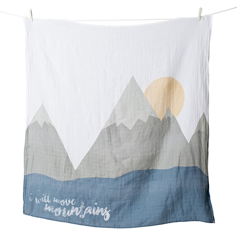 Lulujo κάρτες-μουσελίνα I will move mountains