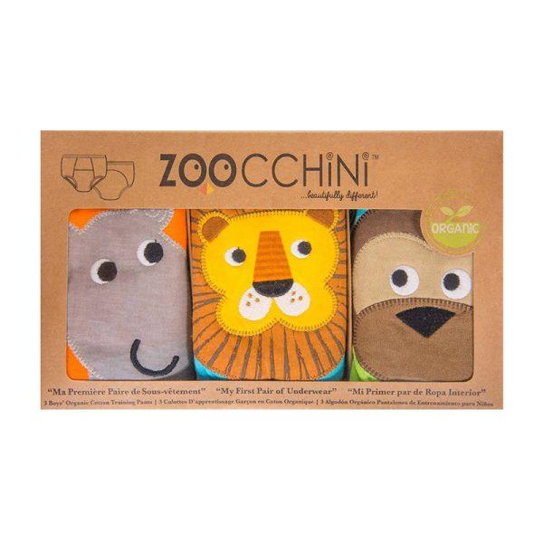 Εκπαιδευτικά Βρακάκια - Zoocchini- Safari