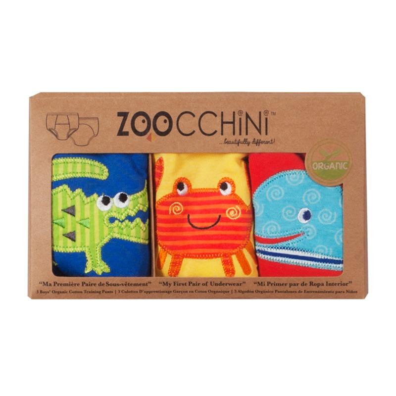 Zoocchini εκπαιδευτικά βρακάκια - Ocean