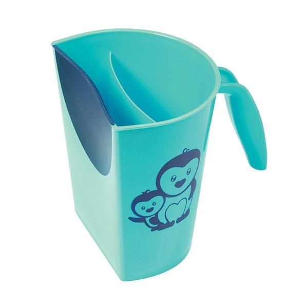 Babyono Κύπελλο λουσίματος τυρκουάζ πιγκουίνος