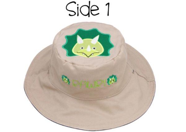Καπέλο διπλής όψης UPF 50+ της FlapJackKids