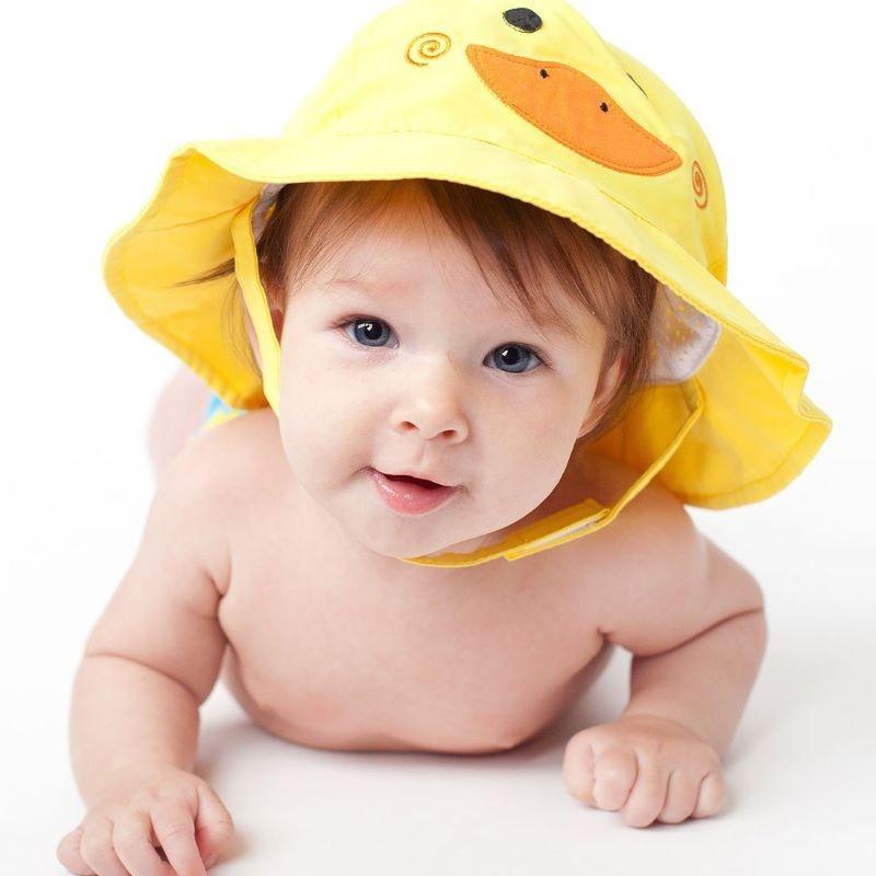 Αντηλιακό Καπέλο UPF50+ - Zoocchini-Παπάκι