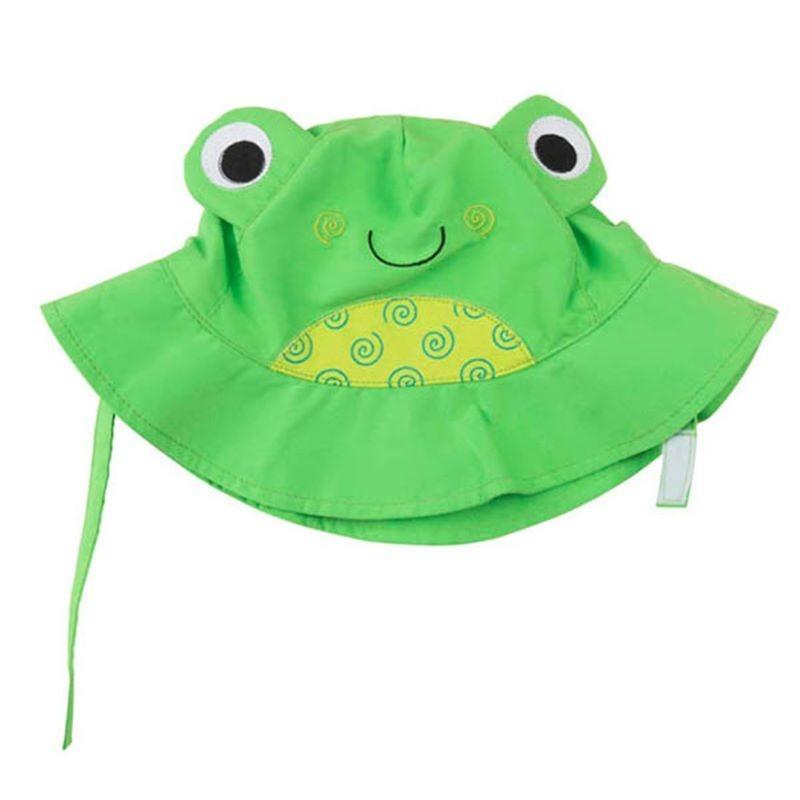 Αντηλιακό Καπέλο ZOOCCHINI - Βατραχάκι
