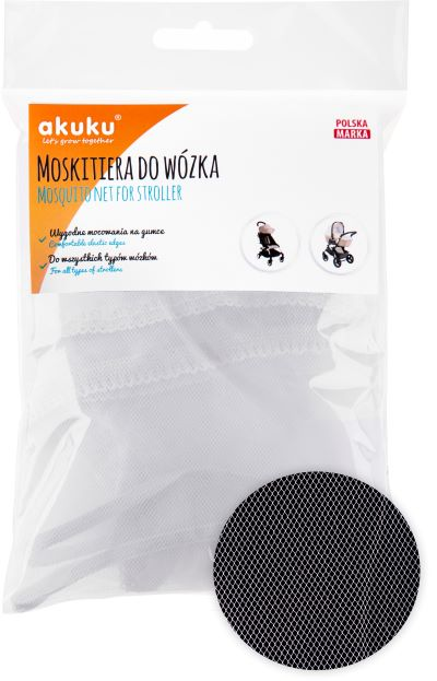 Κουνουπιέρα καροτσιού - Akuku