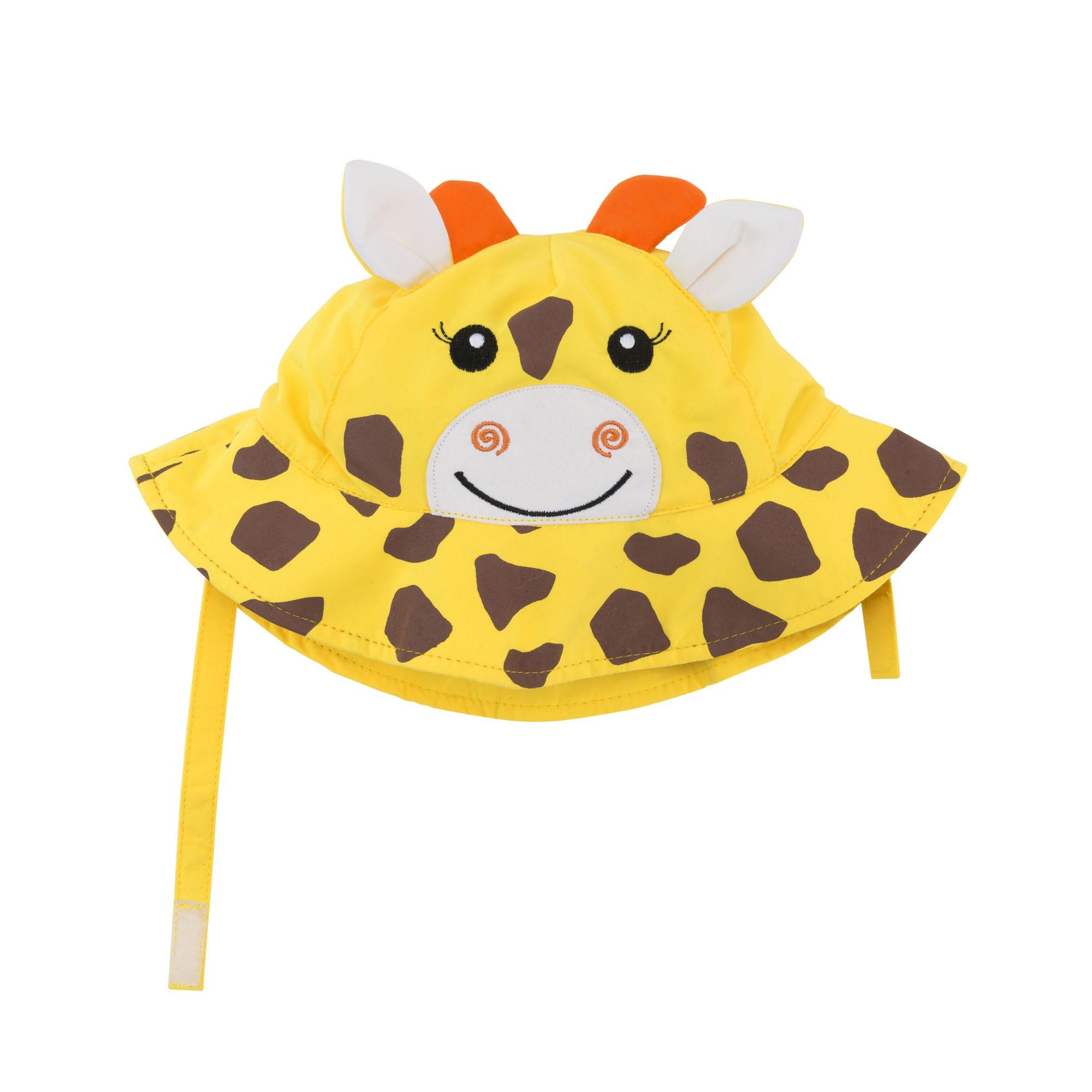Αντηλιακό Καπέλο ZOOCCHINI - Καμηλοπάρδαλη