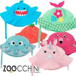 Αντηλιακό Καπέλο UPF50+ – Zoocchini