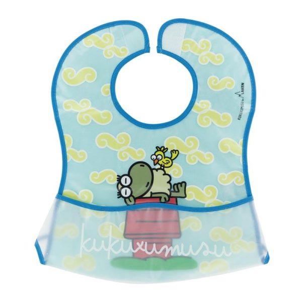Σαλιάρα αδιάβροχη, με τσέπη-Kukuxumusu- Snoopy