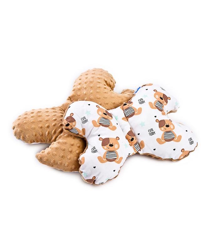 Μαξιλάρι αυχένα - Αρκουδάκια