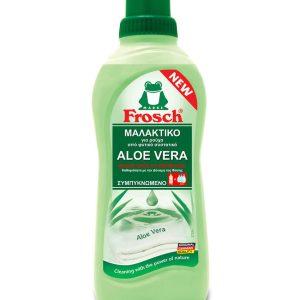 Οικολογικό μαλακτικό ρούχων aloe vera, 750ml – Frosch