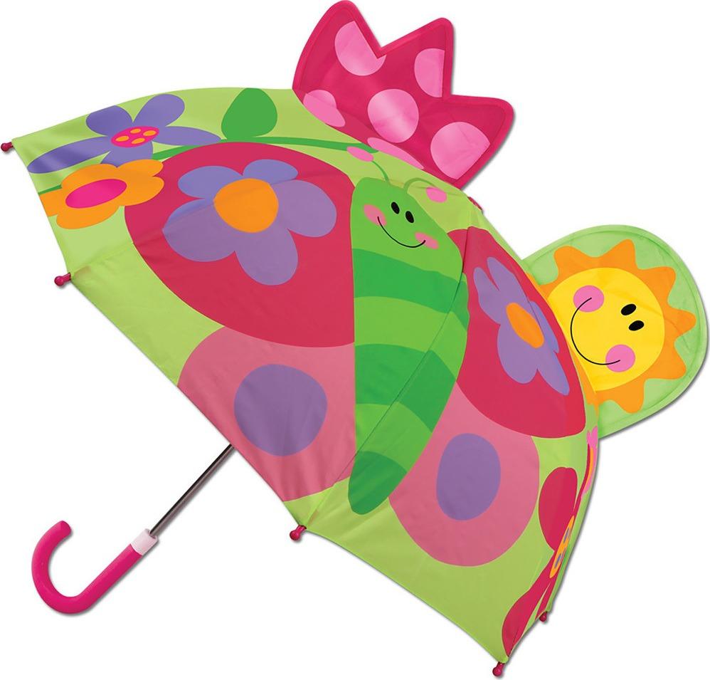 Ομπρέλα παιδική Pop-up - Stephen Joseph - Πεταλούδα
