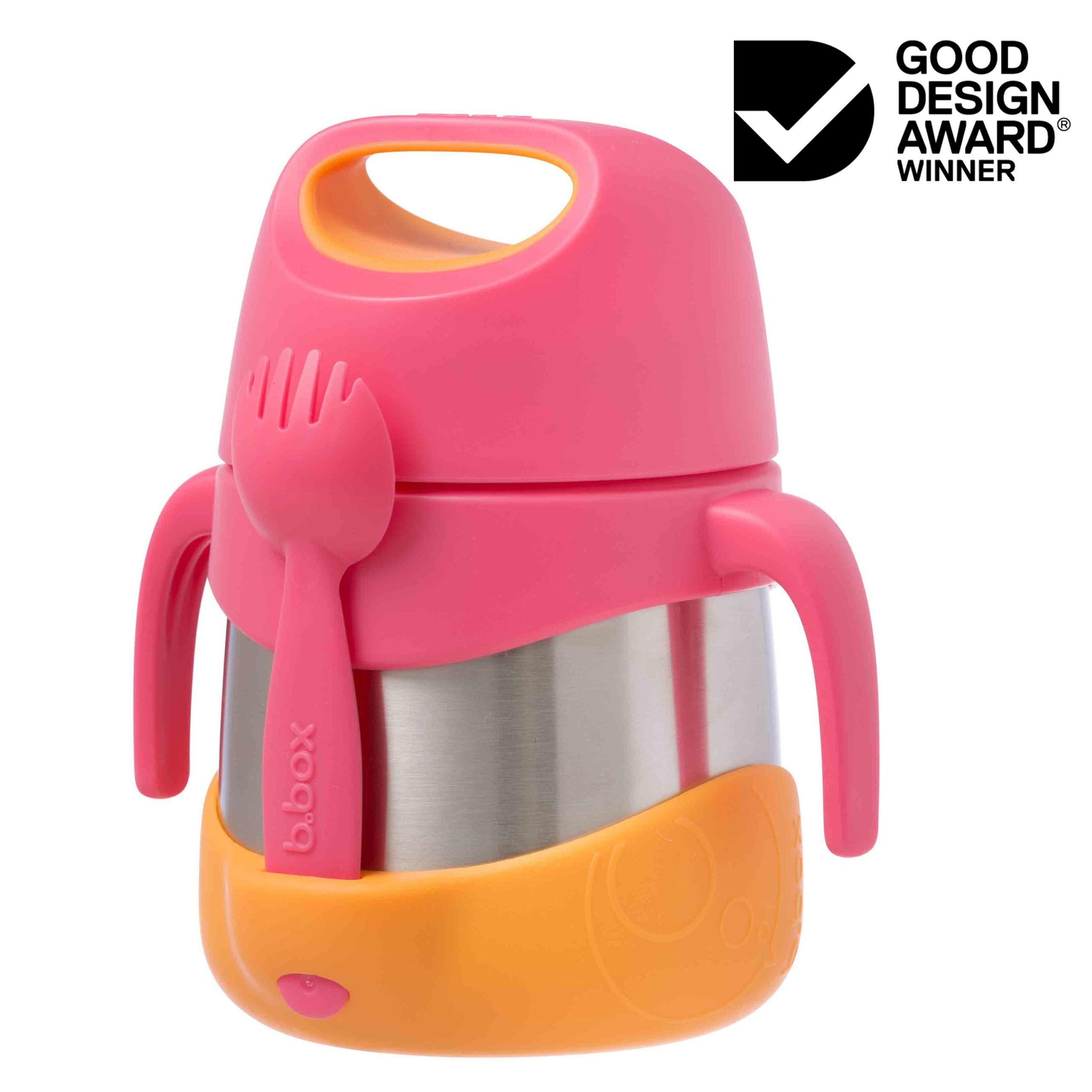 Θερμός φαγητοδοχείο - Bbox-Ροζ