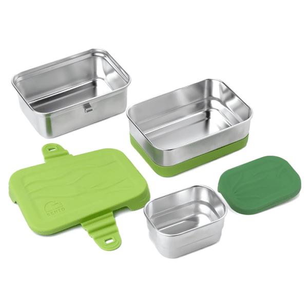 ECOlunchbox 3-in-1 Splash Box
