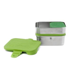 Φαγητοδοχείο στεγανό 3 σε 1 – ECOlunchbox Splash Box