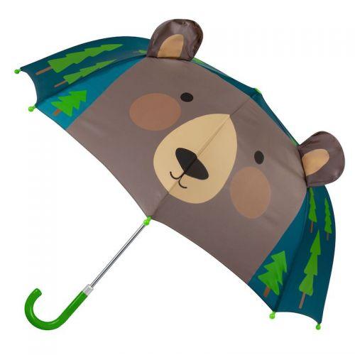 Ομπρέλα παιδική Pop-up - Stephen Joseph- Αρκουδάκι