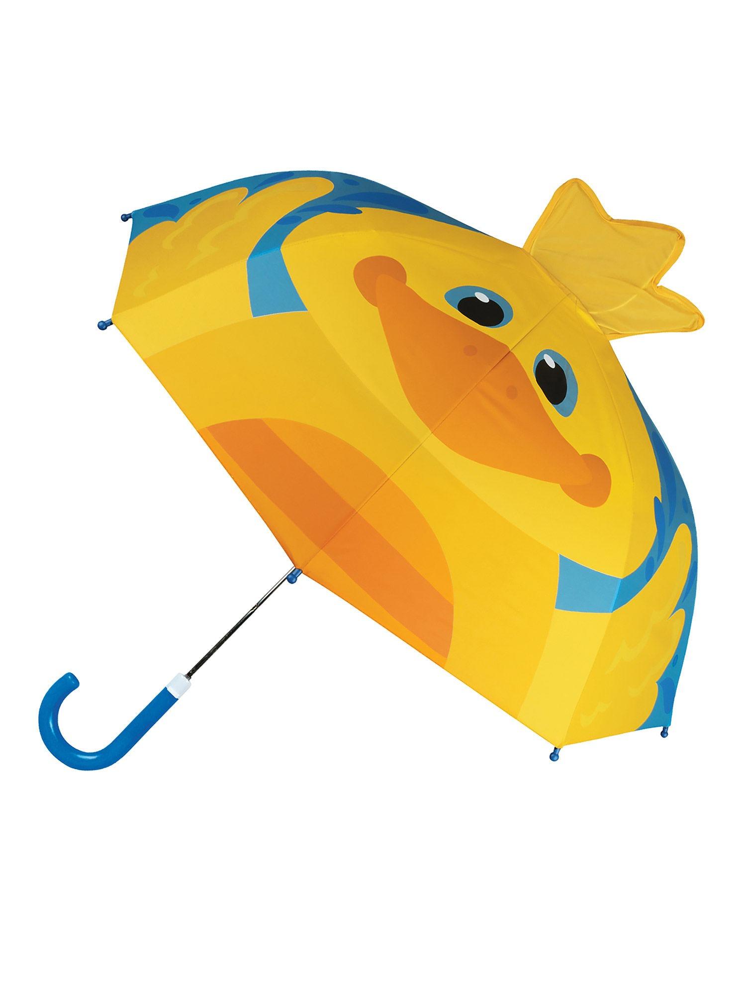 Ομπρέλα παιδική Pop-up - Stephen Joseph - Παπάκι