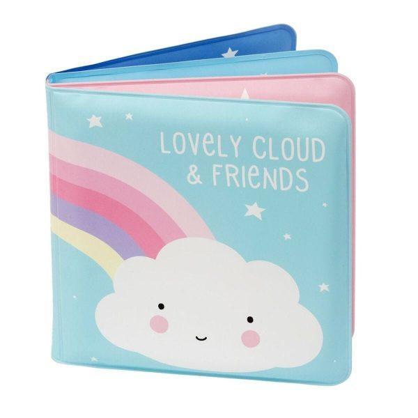 Παιχνίδι μπάνιου βιβλιαράκι - σύννεφο