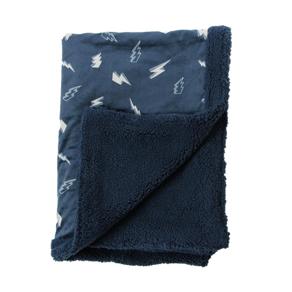 Κουβέρτα Minene μπλε