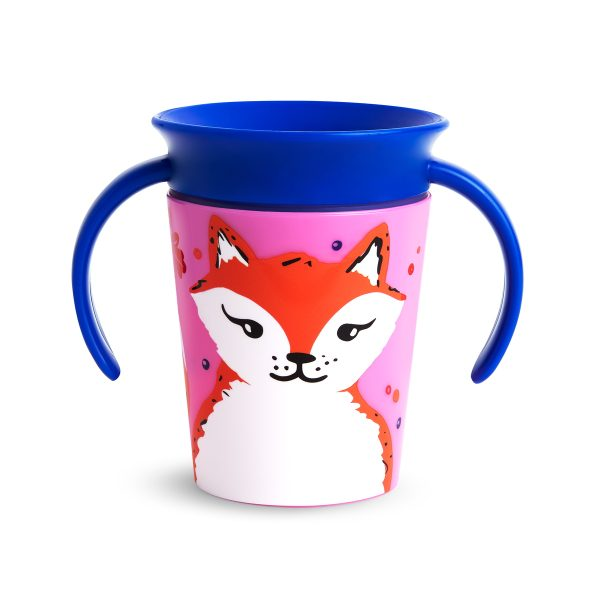 Miracle Trainer Cup 177ml - Munchkin - Fox