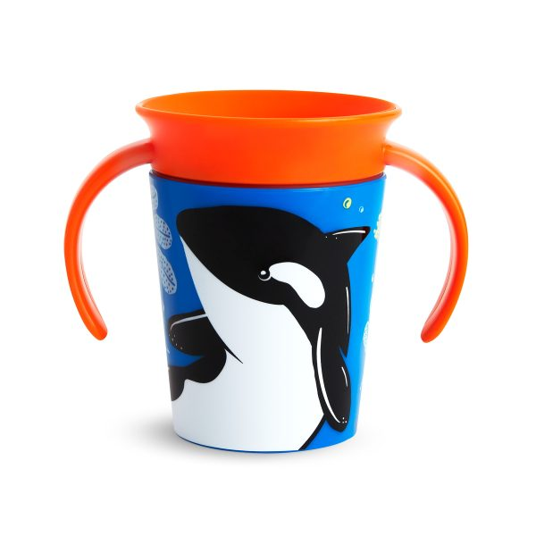 Miracle Trainer Cup 177ml - Munchkin - Orca